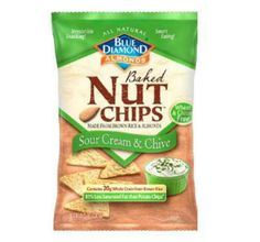 #Gluten #Free Nut Chips