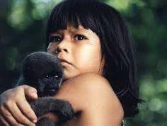 Resultado de imagem para indio brasileiro criança