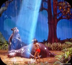View-Master Jungle Book (B363): Scene 19