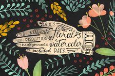 Ultimate Floral DIY Pack. Vol.2