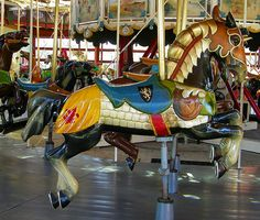Greenfield Village Carousel