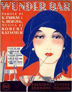 Come rosa sboccia amore, 1930 (ill.: H. Woyty-Wimmer); ref. 9582