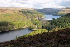The Howden Dam, Derwent Valley by brasher fan, Chris White