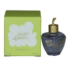 Lolita Lempicka Women's 0.15-ounce Eau de Parfum Mini Splash, White vanilla, Size Up To 1 Oz.