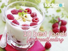 10 foods you CAN eat while breastfeeding #earlylifenutrition