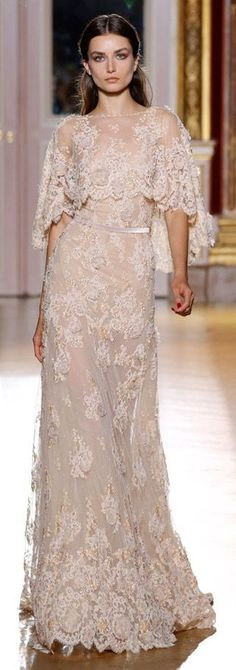 Zuhair Murad Fall 2012 Couture -- https://www.etsy.com/shop/Whitesrose  Go here for your Dream Wedding Dress and Fashion Gown!