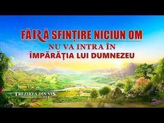 """""""Trezirea din vis"""" Segment 2 - Fără sfinţire niciun om nu va intra în Împărăţia lui Dumnezeu  Când păcatele noastre, ale credincioşilor în Domnul, sunt iertate, obţinem noi purificarea? Dacă nu ne străduim să fim purificaţi şi avem grijă doar să ne sacrificăm pentru Domnul şi să facem cu sârguință lucrarea Domnului, vom fi oare răpiţi în Împărăţia cerurilor?  #Filmul_Evangheliei #Evanghelie #Dumnezeu #Împărăţia #creștinism #Iisus #biserică #salvare Fragment 1, Itunes, Youtube, Jesus Christus, Christian Movies, The Gospel, The Bible, Forgiveness, To Study"""