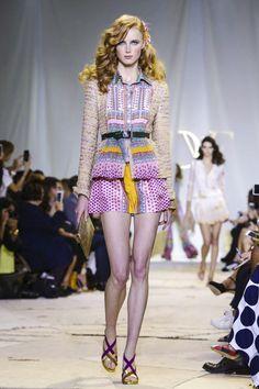 Look 4 - Diane von Furstenberg Ready To Wear Spring Summer 2016 New York - NOWFASHION