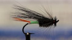 """Detailed instructions on tying a """"Same Thing Murray"""" salmon fly."""