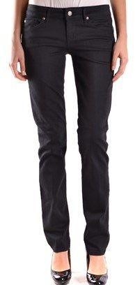 Liu Jo Women's Black Cotton Jeans.