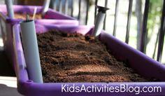 Kid's Container Garden - Kids Activities Blog