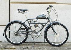 Custom Worksman Motor Driven Cycle