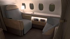 The new 2014 Air France First Class (+playlist)