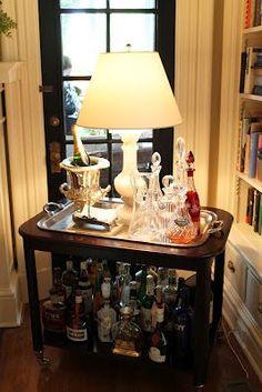 Superb Tallgrass Design: Mini Bar Knock Off