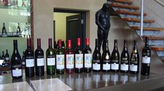 All the info about Wine tasting at Saronsberg Wine Estate in Tulbagh, South Africa Wineries, Wine Tasting, South Africa, African, Bottle, Colors, Wine Cellars, Flask, Colour