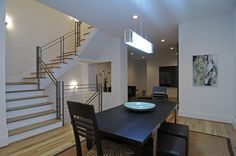 Want an open dining area that flows perfectly into the rest of your home? We can build one.