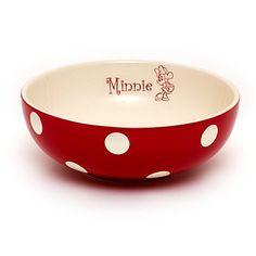 Minnie Maus - Schale mit Pünktchenmuster