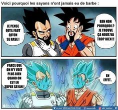 Sweat en polyester unisexe Dragon Ball Z Super Saiyan Goku Dbz Memes, Funny Memes, Meme Meme, Hilarious, Dragon Ball Z, Kid Buu, Funny Dragon, Funny Comics, Jokes