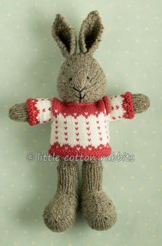 Barnabus by LCRknitted on Etsy