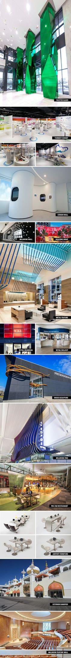 Eventscape | Custom Architectural Fabrication