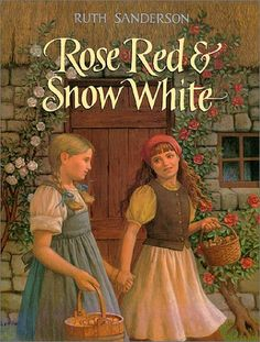 """A children's book retelling of the fairy tale """"Snow White and Rose Red"""". Snow White and her sister, Red Rose, let a cold bear into their home to rest one night, but as he leaves, he warns them of the dangers of a little man, so when a evil dwarf shows up on the doorstep, the girls begin to get very worried."""