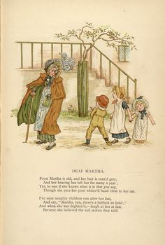 4-Little Ann and other Poems 1883-Kate Greenaway