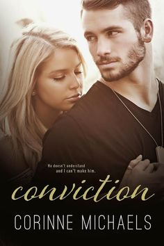 Double Cover Reveal - Consolation/Conviction by Corinne Michaels http://pronetocrushes.blogspot.com/2015/02/double-cover-reveal-consolationconvicti.html