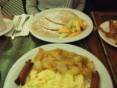 NYC Food (breakfast Times Sq.)