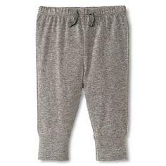 Baby Boys' Solid Pant Grey - Circo™ : Target
