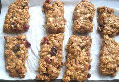 Homemade Healthy Granola Bars - Little Chef Big Appetite