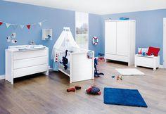 Kinderzimmer Aura Massivholz von Pinolino