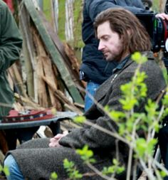 """Richard Armitage as Chop in """"Urban and the Shed Crew""""... A raw, edgy, gritty role for him. Can't wait."""