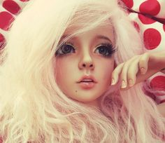 clouetvis:  my new girl ♥ by CandyDoll ♥ on Flickr.