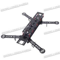 66 Atg Tt X4 16 Reptile 4 Axis Glass Fiber Quadcopter