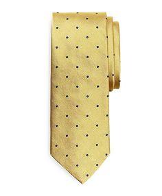 Dot Repp Tie - Brooks Brothers