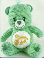 Crochet Carebear Patterns!