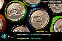 #recycling #aluminium #facts