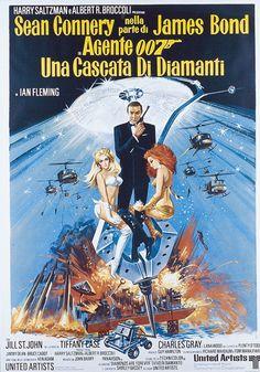 Agente 007: Una Cascata Di Diamanti