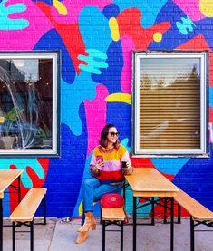 The Ultimate Denver Mural Guide | Denver Murals - Carrie Colbert