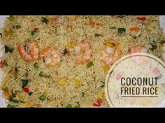 Heres a simple and tasty dish that can stand out on your dinner table. How to make coconut fried rice: Coconut fried rice ingred. Coconut Fried Rice, Tasty Dishes, Side Dishes, Yellow Rice Recipes, Funky Dresses, Fries, Make It Yourself, Dinner, Ethnic Recipes
