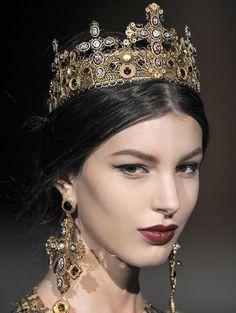 Dolce & Gabbana a/w 2013
