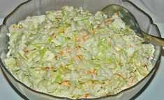 KFC Coleslaw is a five minute side dish you'll enjoy all summer long with your favorite chicken and more! KFC Coleslaw is one of my most personal childhood food memories. Kfc Coleslaw, Coleslaw Salad, All You Need Is, Susan Recipe, Cole Slaw, Cabbage Salad, Cooking Instructions, Copycat Recipes, Tasty Dishes