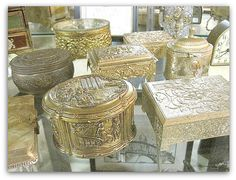 Jewelry Caskets