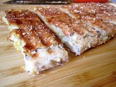 The Freshest Garlic Bread - The Fit Cook - Healthy Recipes - Skinny Recipes