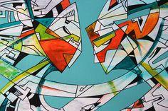 """conflict -  by Stefaan de Croock AKA """"Strook"""""""