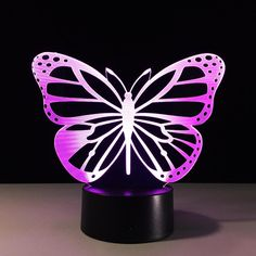 Lights & Lighting Led Night Lights Home Decoration 3d Poor Expression Shape Led Touch Night Light 7 Color Changing Desk Table Lamp New Year Gift Present Let Our Commodities Go To The World