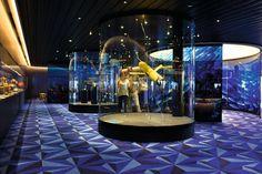 Royal Caribbean Cruises Mein Schiff 3, Cruise Ship interior design