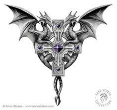 Dragones anne stokes