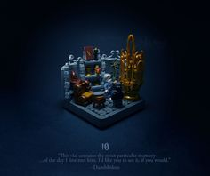 30 scenes from Harry Potter and the Half-Blood Prince recreated in LEGO Harry Potter Bedroom, Harry Potter World, Lego Table Ikea, Lego Hogwarts, Lego Room, Lego Worlds, Lego Projects, Lego Friends, Lego Creations