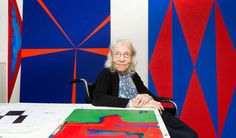"​​""Carmen Herrera: Lines of Sight""​ opens at the Whitney Museum of American Art."